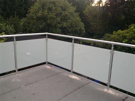 gel nder edelstahl balkon aluminium gel 228 nder aluminium gel nder klaus nigg bau und
