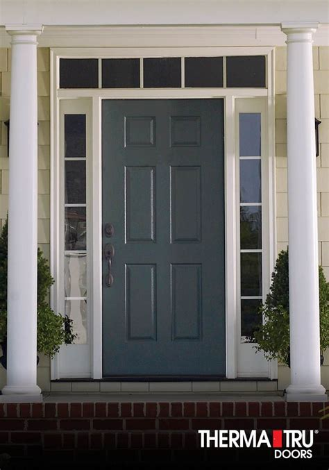 37 Best Smooth Star Images On Pinterest Entrance Doors Therma Tru Front Doors