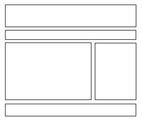 grid based layout design grid based website layout vskills blog