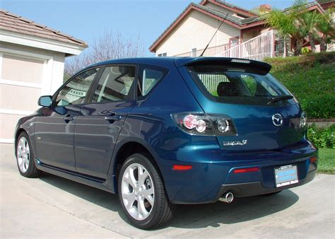 2007 mazda 3 hatchback review mazda 3 hatch 2007 review