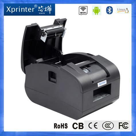 Printer Pos Thermal Receipt 57 5mm mini 58mm thermal receipt pos printer with driver view