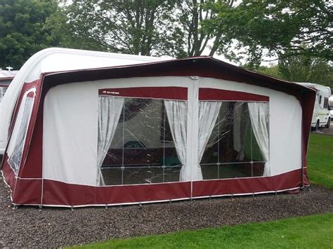bradcot active awning pre owned awnings winchester caravans