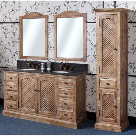 rustic sink vanity antique wk series 60 inch rustic sink bathroom