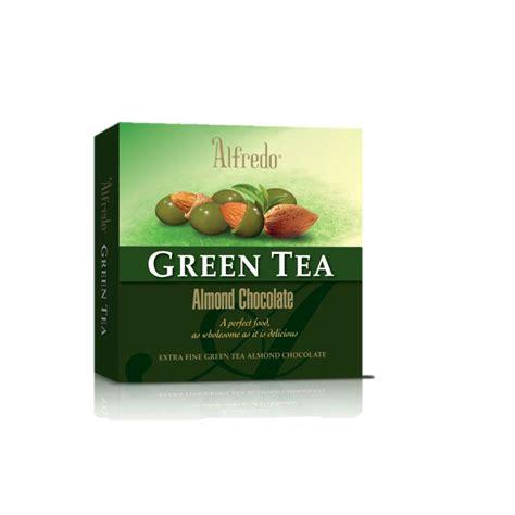 alfredo green tea almond white 150g from malaysia selangor alfredo green tea almond white 150g