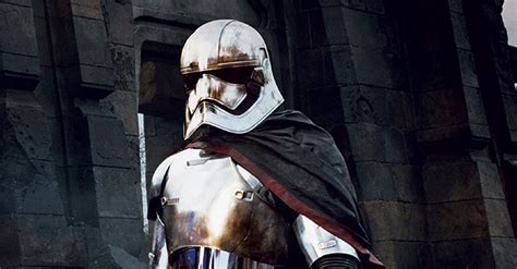 Converge Wars Captain Phasma the awakens press conference a council of wars reporter