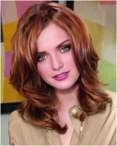 Hairstyles And Color For Fine Hair | trendy hair color mid length haircuts for fine hair