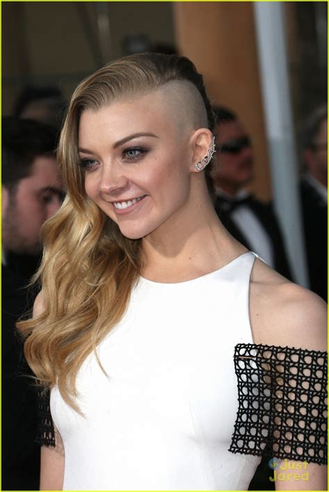 natalie dormer shave natalie dormer shaves for the hunger