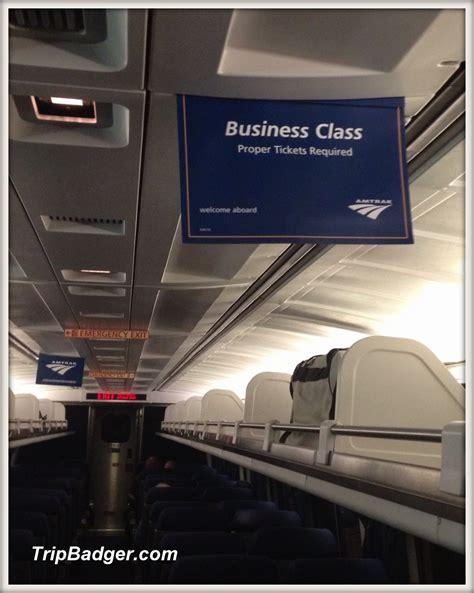 business class seat amtrak trip review amtrak northeast regional service
