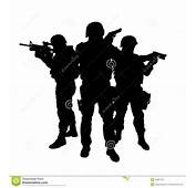 SWAT Team In Action Stock Photo  Image 40957702