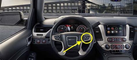 gmc steering wheel light replacement reset 187 archive 187 2017 gmc yukon denali steering