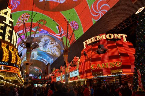 vegas attractions over christmas events and shows in las vegas
