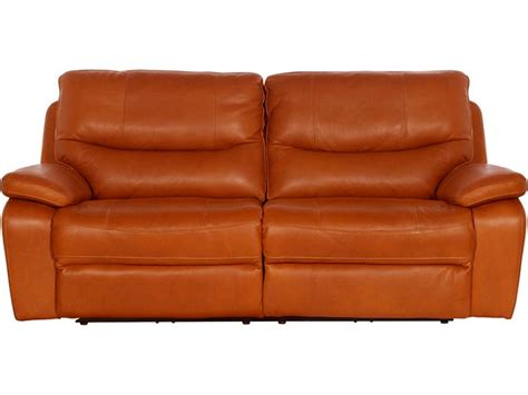 2 5 seater leather sofa lexworth modern 2 5 seater leather manual recliner sofa