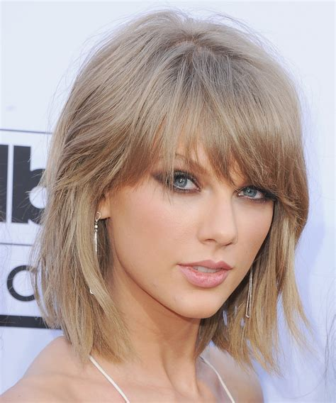 taylor swift 2015 short haircut back view taylor swift s wet hair on quot maxim quot cover see new photo