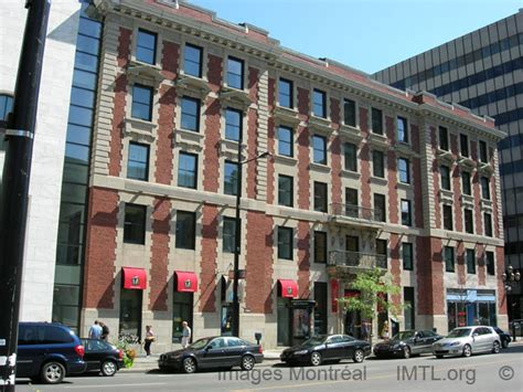 Mba Montreal Canada by New Sherbrooke Apartements Montreal