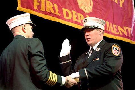 fire department picks marshal boss ny daily news