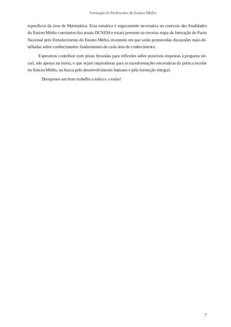 Caderno 5 2ª etapa pacto