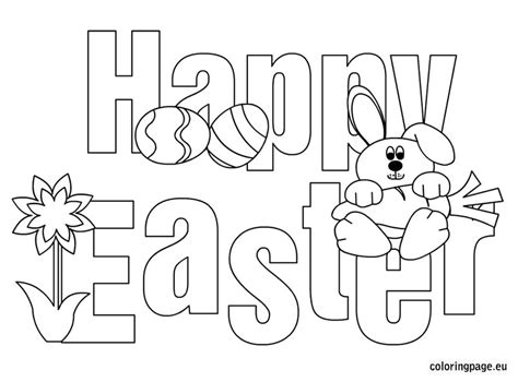 easter alphabet coloring pages happy easter coloring cards etc pinterest easter