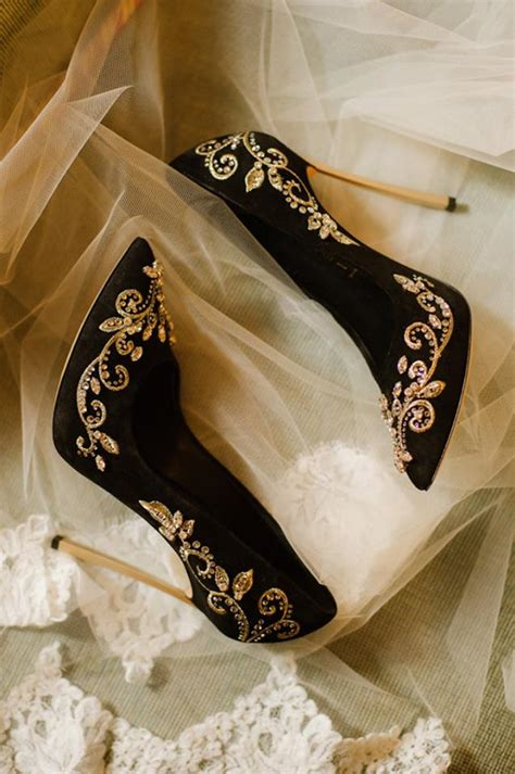 White And Gold Wedding Shoes by 48 Best Wedding Shoes Ideas For Every