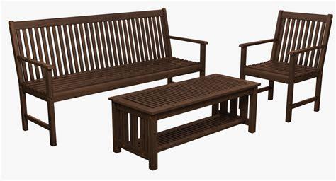 bench model bench table model turbosquid 1171767