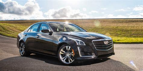 cadillac autos 2017 cadillac cts vehicles on display chicago auto