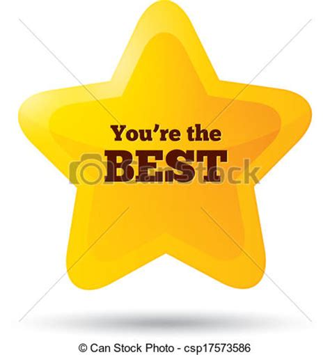 best service free vector of you are the best icon customer service award