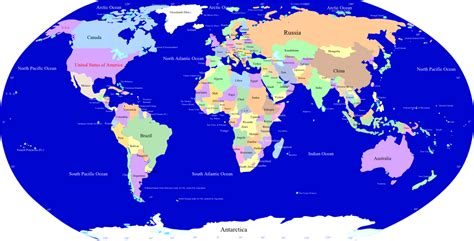 usa on world map usa map world