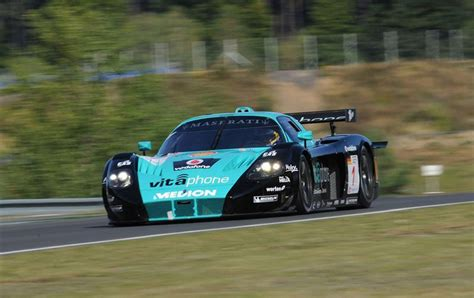 Maserati Mc12 Gt1 Race Car Sounds Off Video