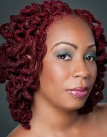loc colors curly locs by de gallery black