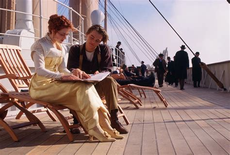 film titanic durata galleria fotografica titanic mymovies