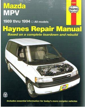 how to download repair manuals 2000 mazda mpv engine control service manual free owners manual for a 2000 mazda mpv mazda mpv service repair manual 1999