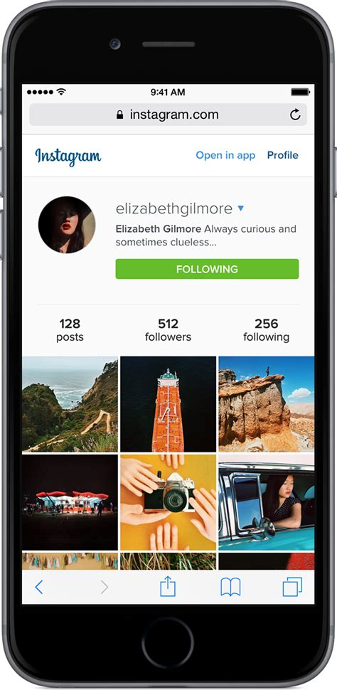 design instagram layout instagram rolls out new website design design week