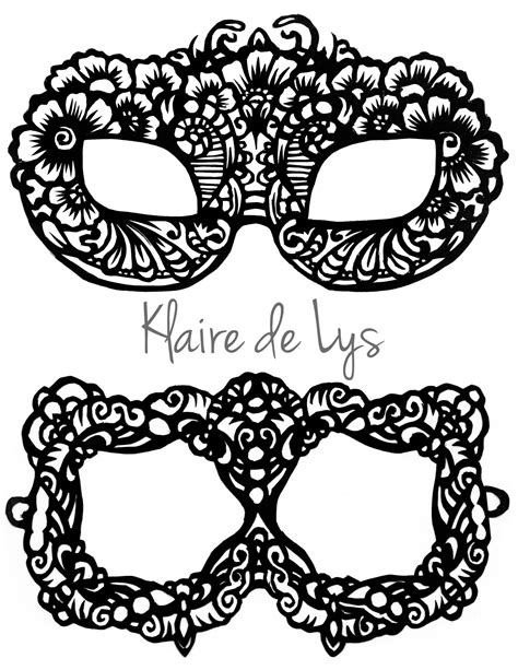 lace template masquerade on masquerade masks masquerades