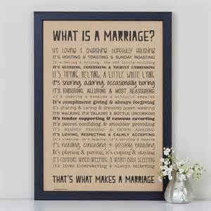 What is a marriage poem print wedding in a teacup
