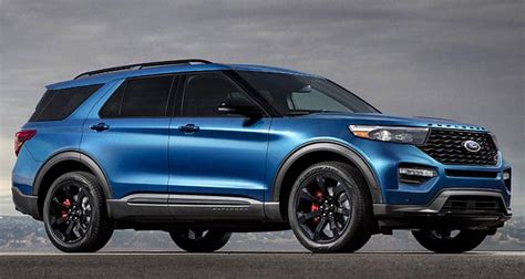 2020 Ford Explorer 1 by 2020 Ford Explorer Gets Evolutionary Redesign Consumer