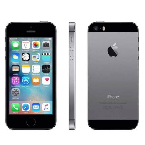 Refurbished Apple Iphone 5s 32 Gb Grey Garansi Distributor 1 Tahun apple iphone 5s 32 gb space grey unlocked smartphone grade a 885909781591 ebay