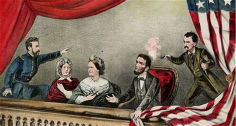 assassinated lincoln lincoln assassinated wilkes booth s immigrant