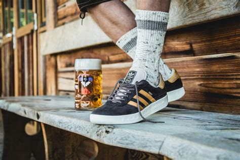oktoberfest now has its own shoes designed by adidas