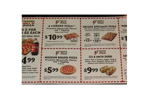 original pizza coupons