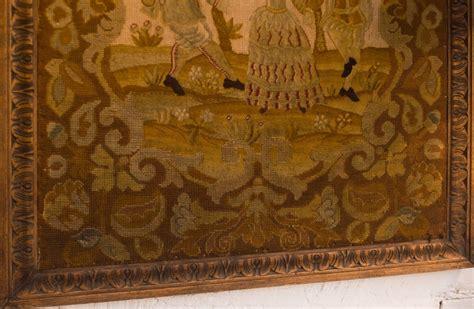Tableau Tapisserie tableau tapisserie point de croix ancienne sc 232 ne