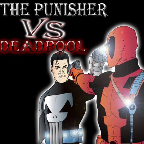deadpool vs the punisher the punisher vs deadpool by jimg182 on deviantart