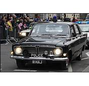 Ford Zephyr 6 Mark III  101 8352 1960s Police Car