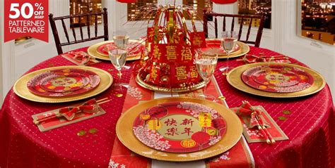 2018 Chinese New Year Party Supplies   Chinese New Year Decorations   Party City