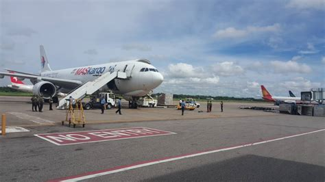 mab kargo operates third relief flight for rohingya refugees air cargo week