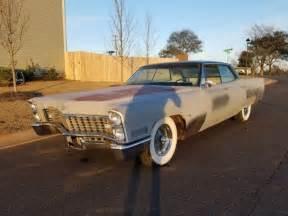 500ci Cadillac 1967 Cadillac Hardtop 4 Door With A 500ci Engine