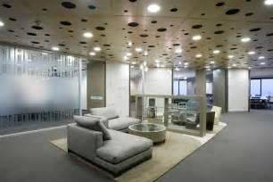 Ordinary Minimalist Office Interior Design #3: Unique-modern-office-room-decor.jpg