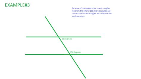 What Does Consecutive Interior by Consecutive Interior Angles Images
