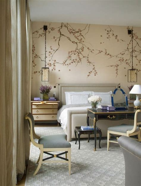 schlafzimmer blueprint dekotipps die wand hinter dem bett dekorieren