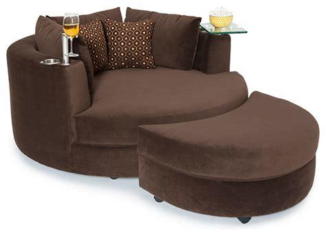 Half Circle Chair by Chair And A Half Designs