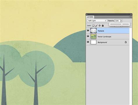 tutorial illustrator easy how to create a simple landscape scene in illustrator