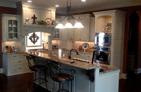 bailey s custom cabinets monroe la louisiana kitchens